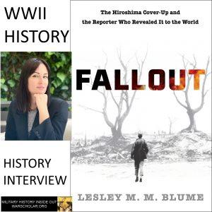 Lesley M.M. Blume interview Fallout