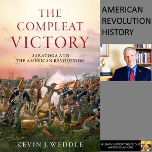Kevin J. Weddle Compleat Victory Saratoga